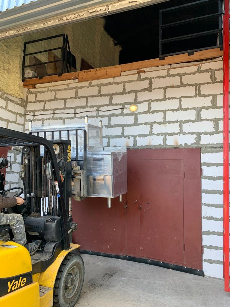 Подъем холодильного оборудования для Дерево декор